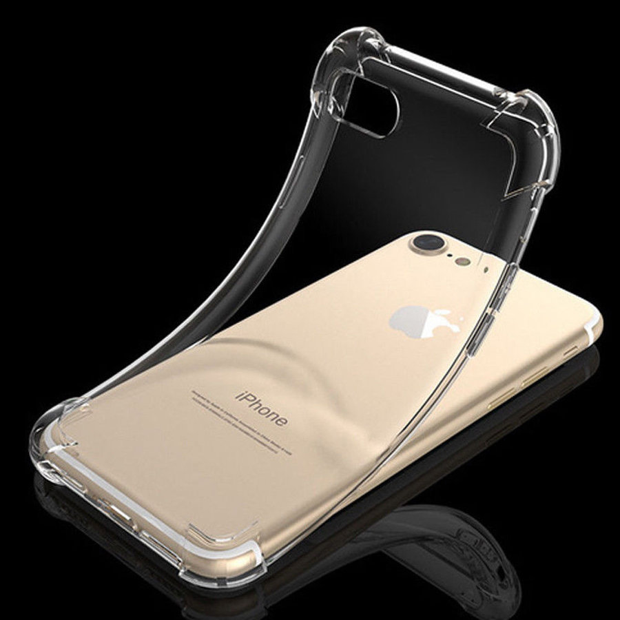iPhone 7 Plus/ 8 Plus Hoes Transparant Shockproof Case-2