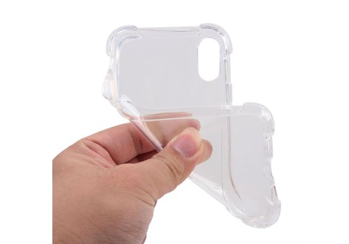iPhone XS MAX Hülle Transparent Shockproof Case