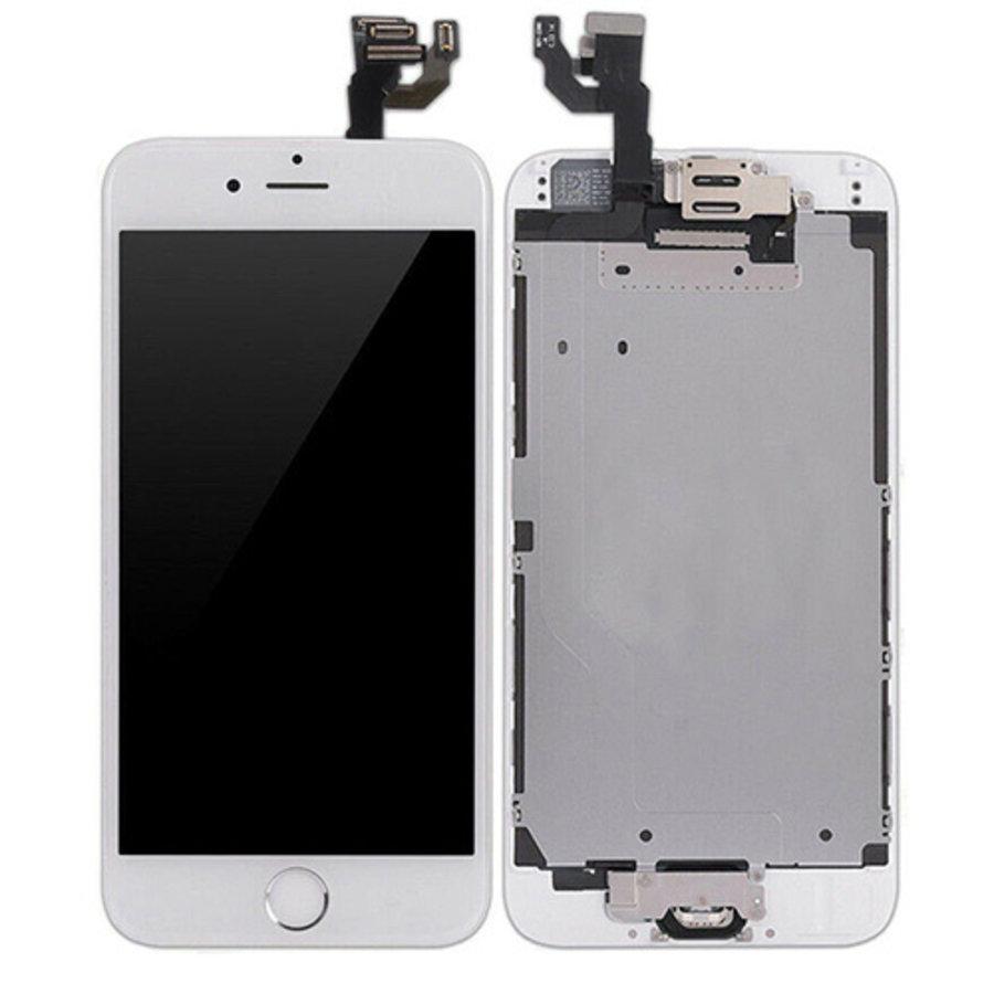 Apple iPhone 6 voorgemonteerd beeldscherm en LCD-2