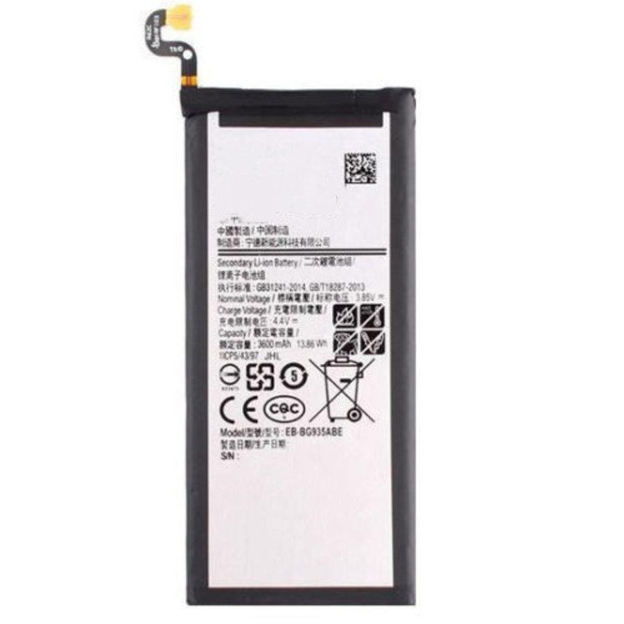 Samsung Galaxy S7 Edge Batterij-1
