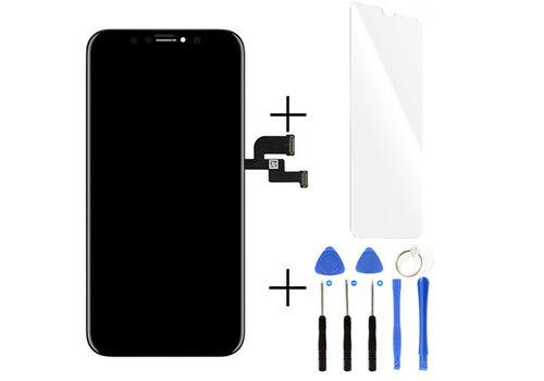 iPhone X Bildschirm und OLED