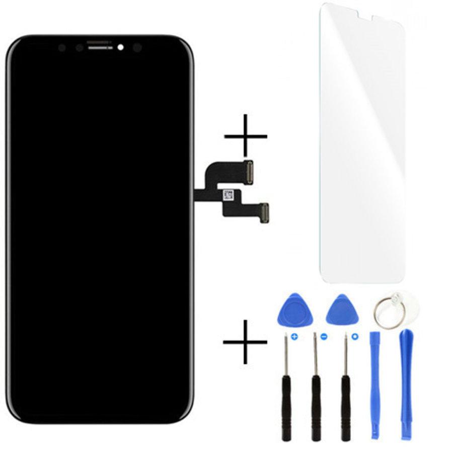 iPhone 10/X beeldscherm en LCD-1