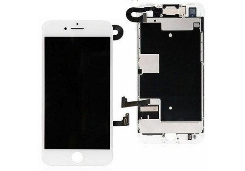 Apple iPhone 8 voorgemonteerd scherm en LCD