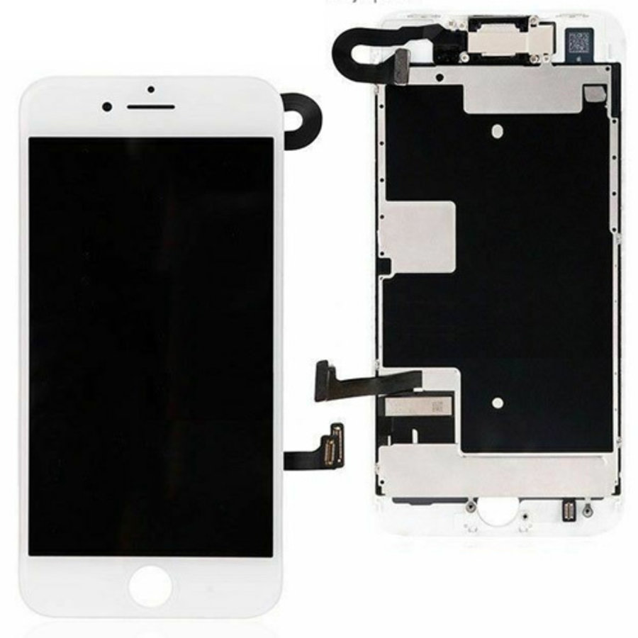 Apple iPhone 8 Vormontierte Bildschirm und LCD-2