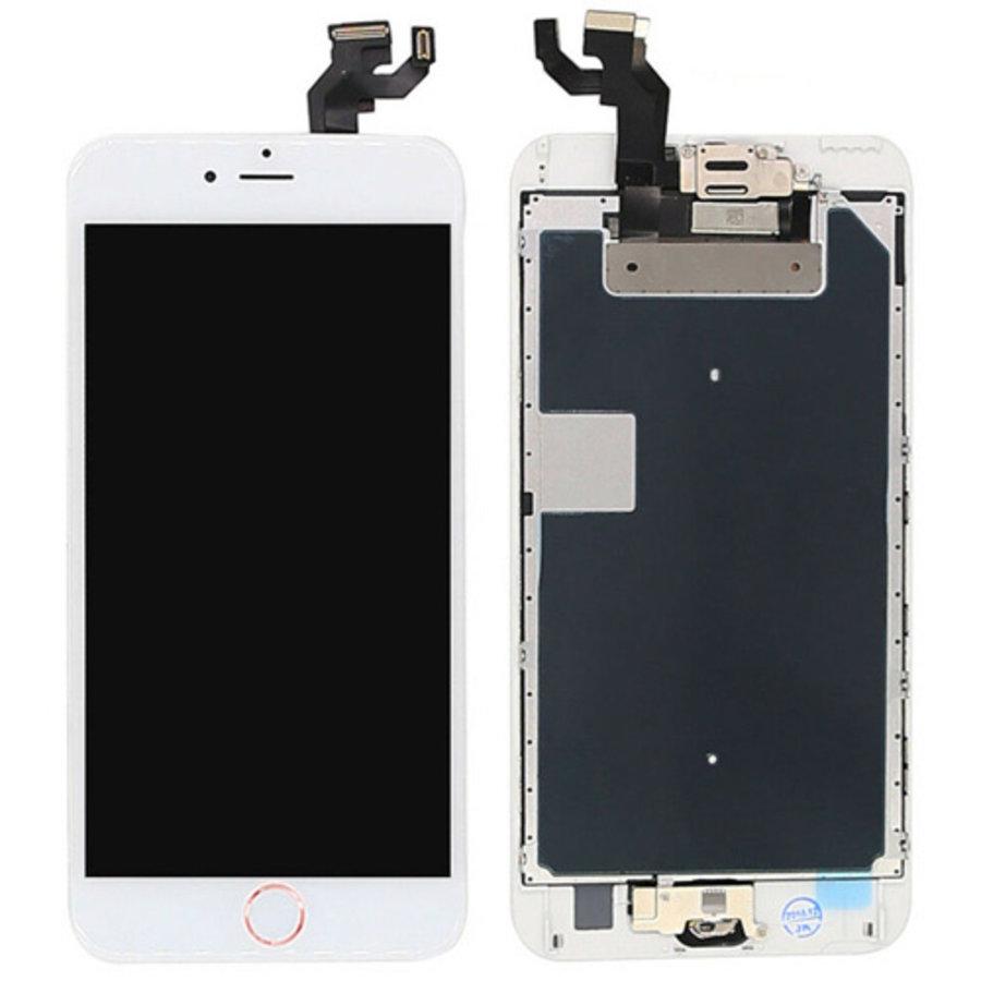 Apple iPhone 6S Plus voorgemonteerd beeldscherm en LCD-2