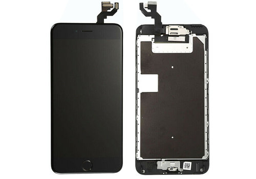 Apple iPhone 6S Plus pre-assembled display and LCD