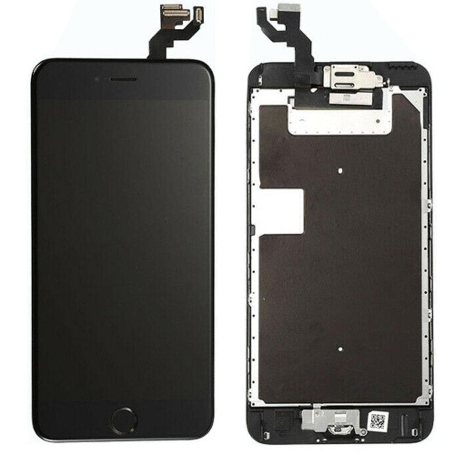 Apple iPhone 6S Plus voorgemonteerd beeldscherm en LCD-1