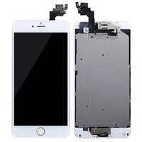 thumb-Apple iPhone 6 Plus voorgemonteerd beeldscherm en LCD-2
