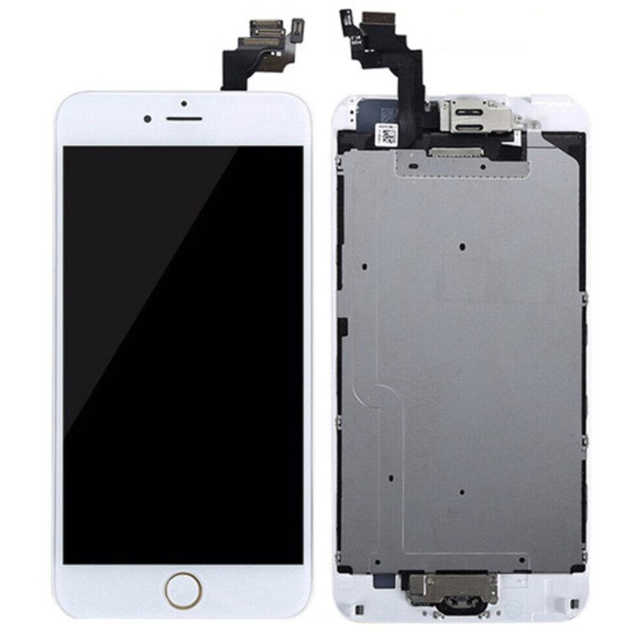 Apple iPhone 6 Plus voorgemonteerd beeldscherm en LCD-2