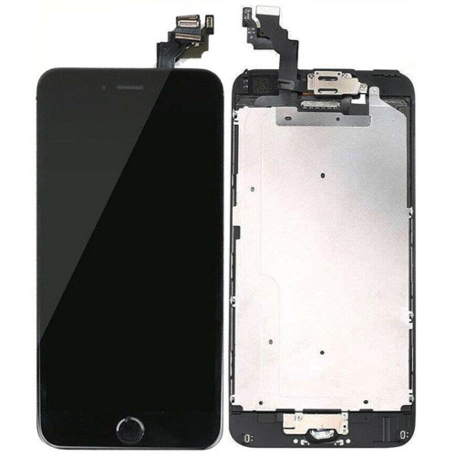 Apple iPhone 6 Plus voorgemonteerd beeldscherm en LCD-1