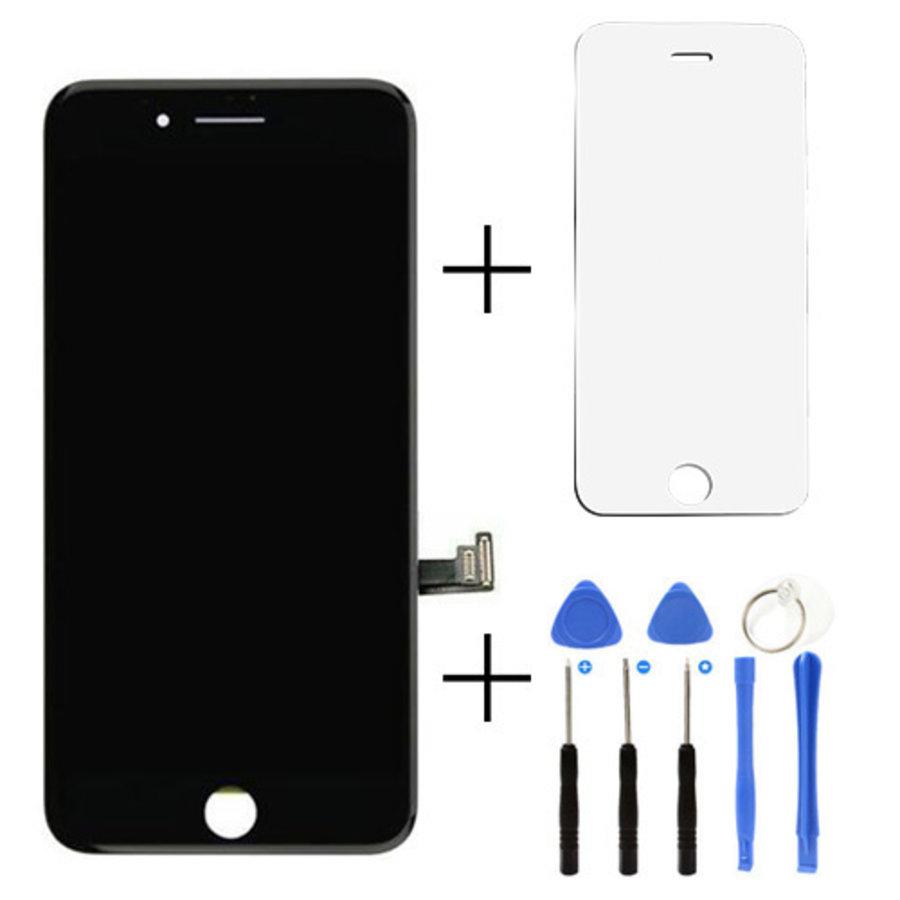 Apple iPhone 8 Plus beeldscherm en LCD-1