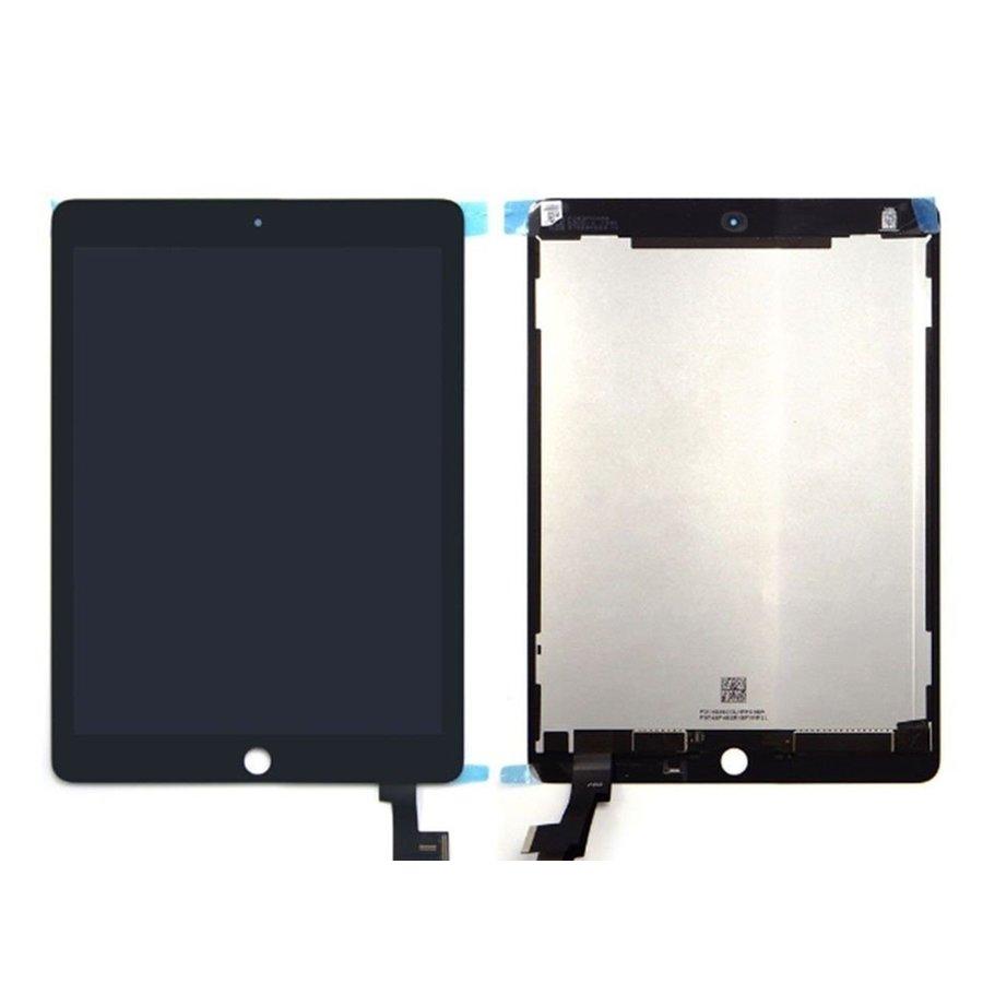 Apple iPad Air 2 Glas und LCD-1