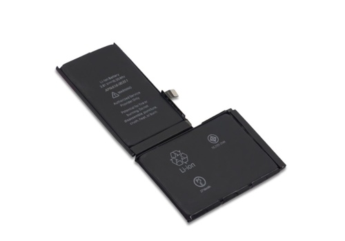 Apple iPhone XS MAX batterij incl. plakstrips