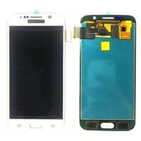 Samsung Galaxy S6 LCD Display - Wit
