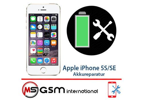 Akkureparatur für Apple iPhone 5S / SE