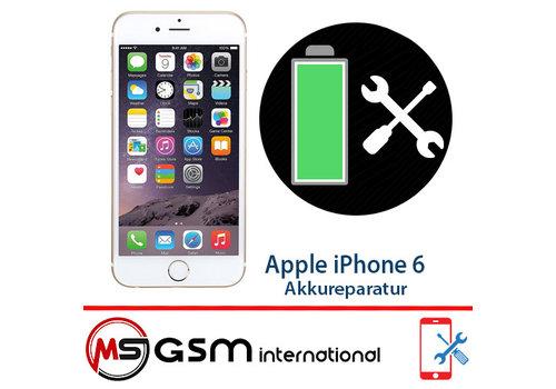 Akkureparatur für Apple iPhone 6
