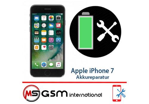 Akkureparatur für Apple iPhone 7