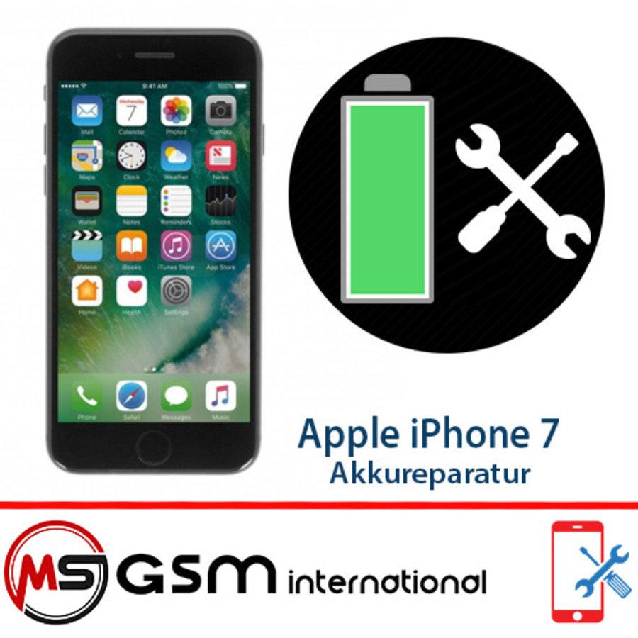 Akkureparatur für Apple iPhone 7 | Austausch Akku inkl. Einbau-1