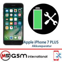 Akkureparatur für Apple iPhone 7 PLUS | Austausch Akku inkl. Einbau