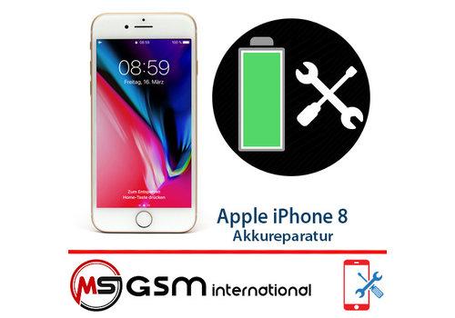 Akkureparatur für Apple iPhone 8