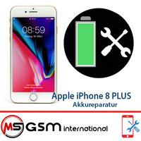 Akkureparatur für Apple iPhone 8 PLUS | Austausch Akku inkl. Einbau