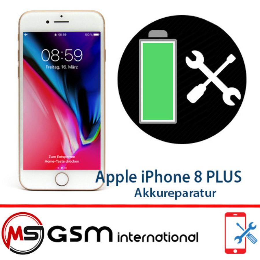 Akkureparatur für Apple iPhone 8 PLUS | Austausch Akku inkl. Einbau-1