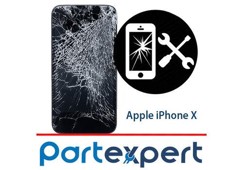iPhone X Display Reparatür - LCD