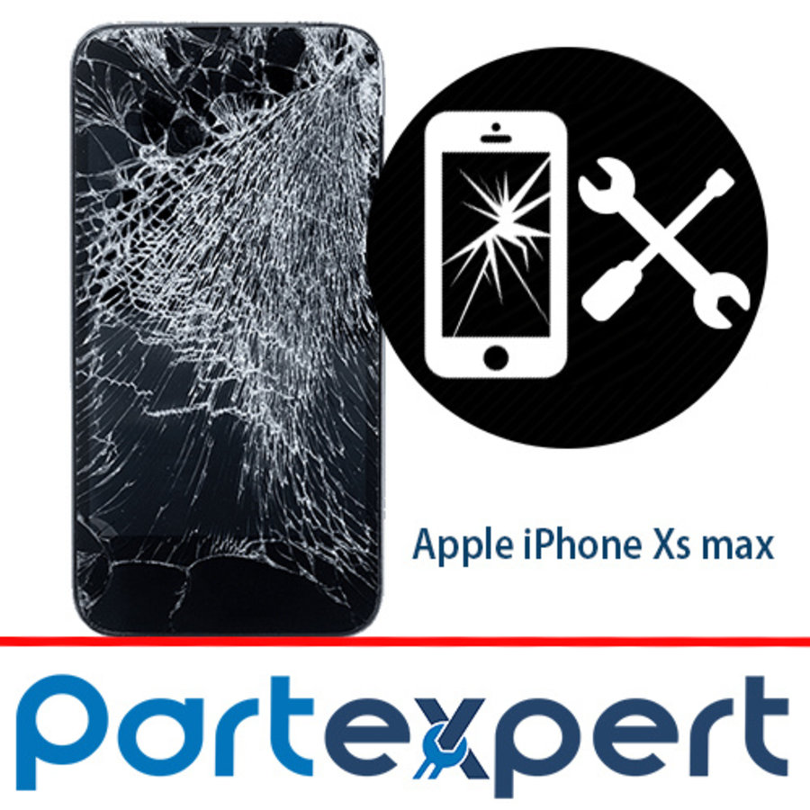 iPhone XS MAX schermreparatie - LCD-1