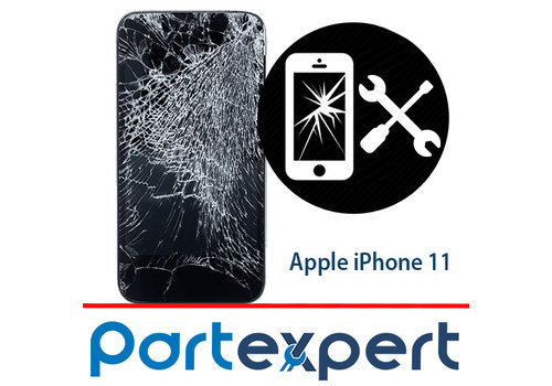 iPhone 11 schermreparatie - LCD