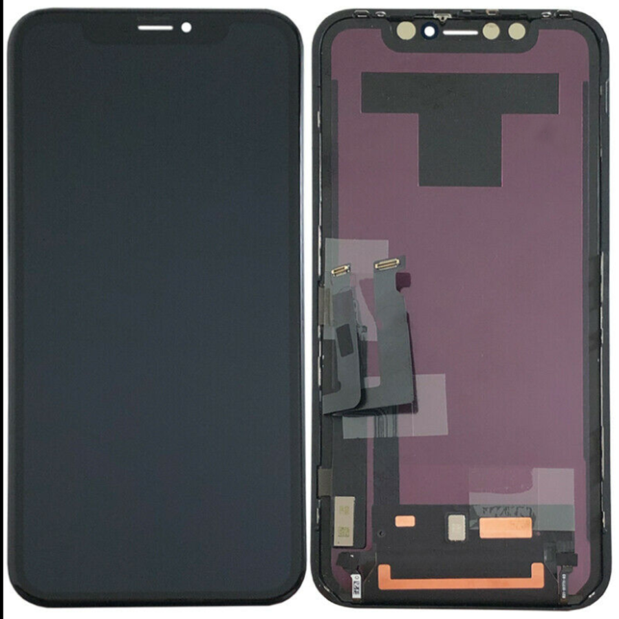 iPhone 10R/XR OEM display and LCD-1
