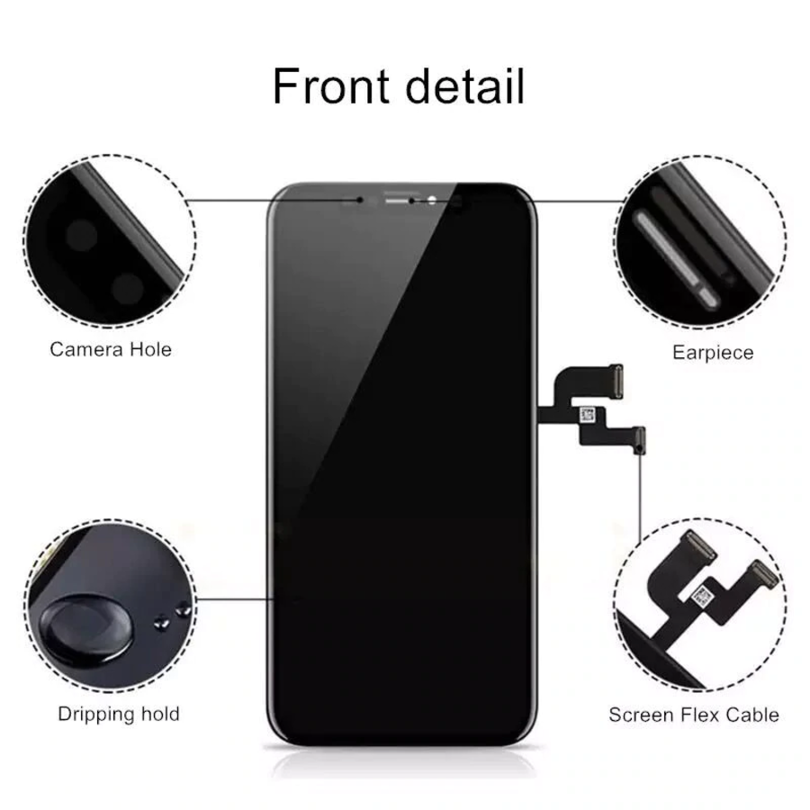 iPhone XS MAX Bildschirm und OLED-3