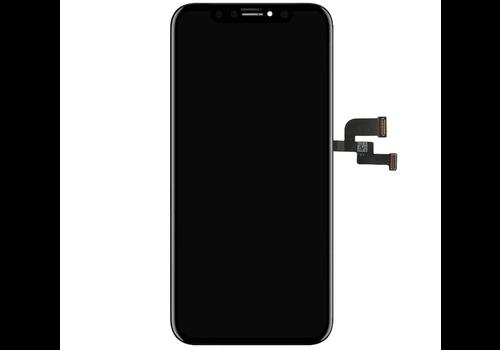 iPhone  XS beeldscherm en OLED