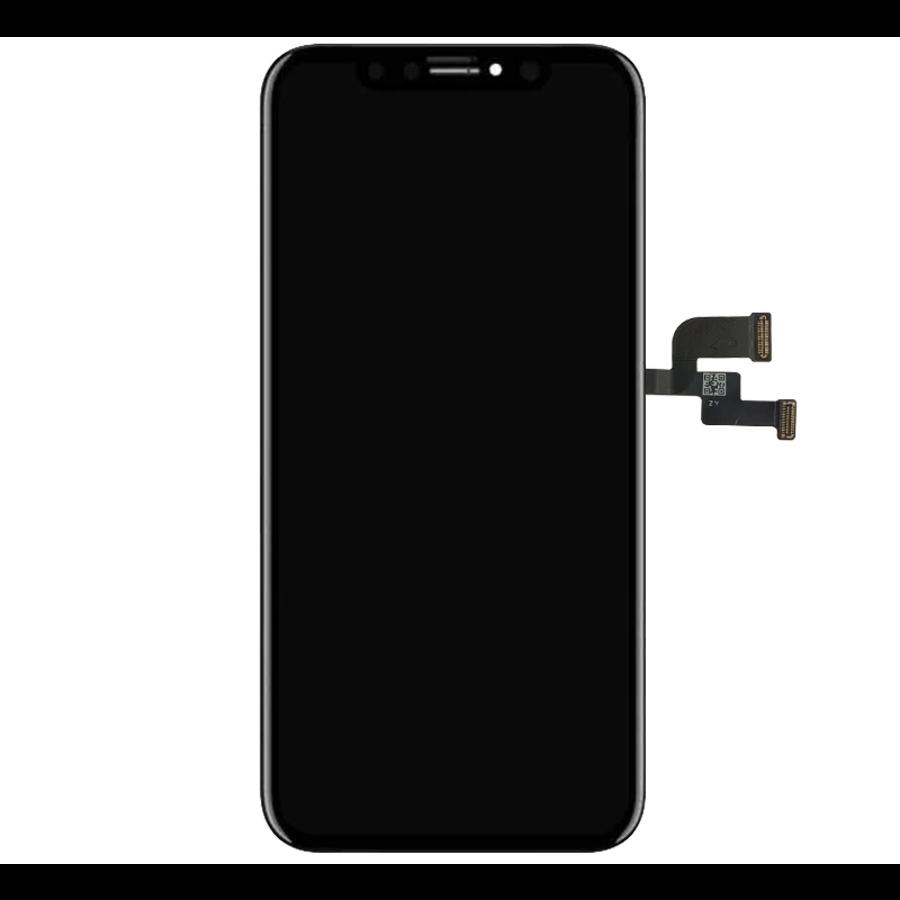 iPhone XS beeldscherm en LCD-1