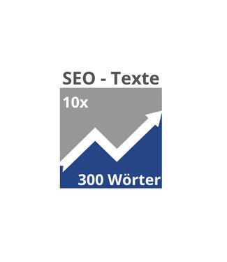 10x SEO-Texte (300 Wörter)