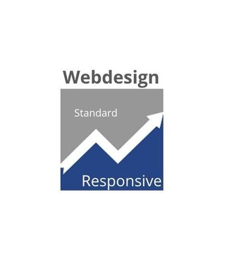 Responsive Webdesign Paket Standard