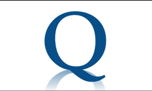 - Q -