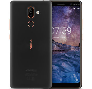 Nokia 7 Plus dskinz achterkant skin
