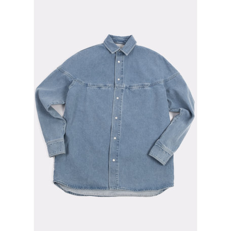 ISAC DENIM SHIRT