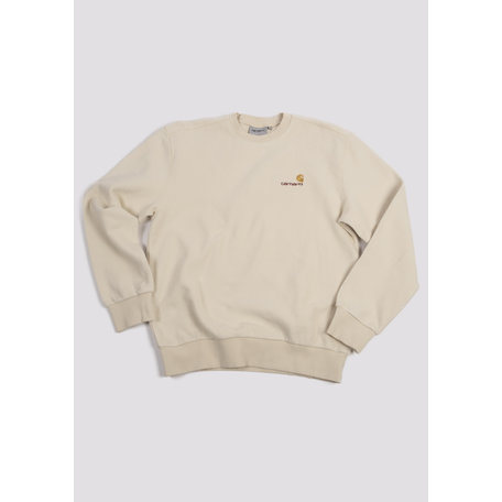 CARHARTT CONTRA SWEAT  NATURAL