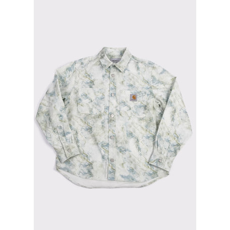 L/S MARBLE SHIRT