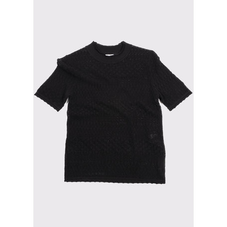 RHO TEE-SHIRT BLACK