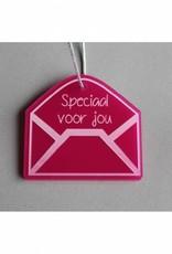 "Cadeau-label Envelop - ""Speciaal voor jou"""