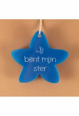 "Cadeau-label Ster - ""Jij bent mijn ster"""