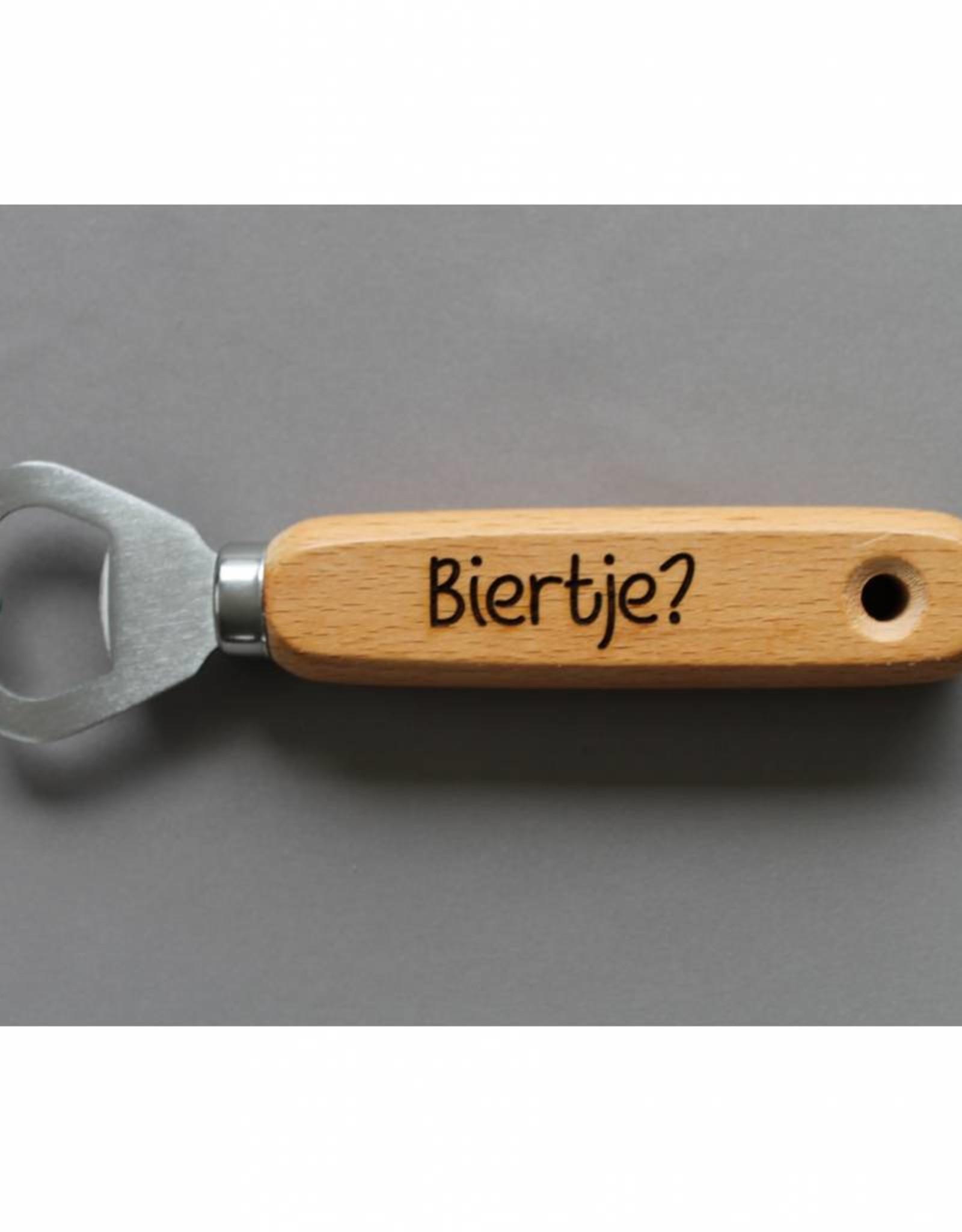 Bieropener `Biertje?`