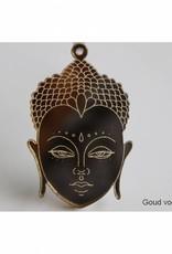 Trendy hanger Boeddha-hoofd