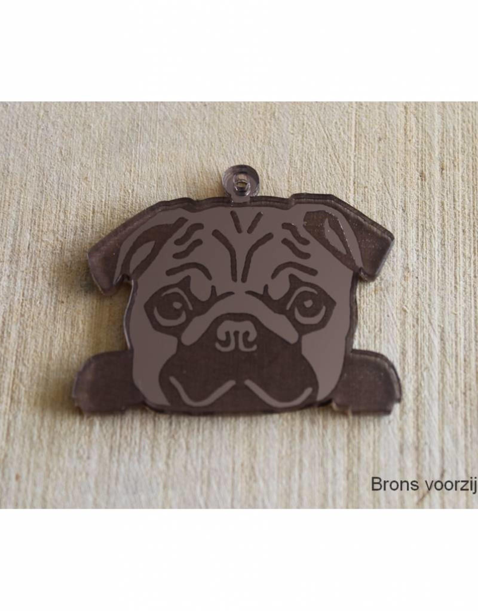 Trendy hanger hond