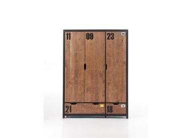 3-deurs