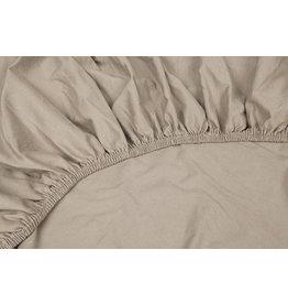 Kayori Kayori Shizu Hoeslaken stretch - Jersey - 40cm Hoek - Zand