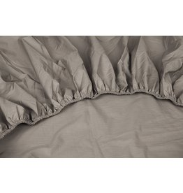 Kayori Kayori Shizu Hoeslaken stretch - Jersey - 40cm Hoek - Taupe