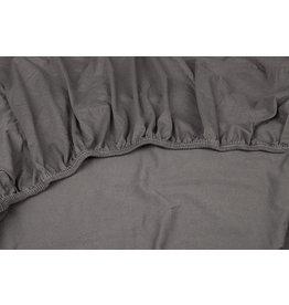 Kayori Kayori Shizu Hoeslaken stretch - Jersey - 40cm Hoek - Antraciet
